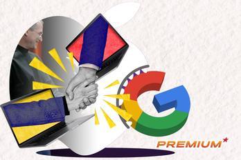 Cái bắt tay kiểm soát Internet của Apple và Google