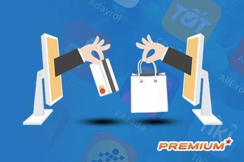 Chưa đến 20% nhóm mặt hàng được tìm mua trên sàn thương mại điện tử là hàng Việt Nam