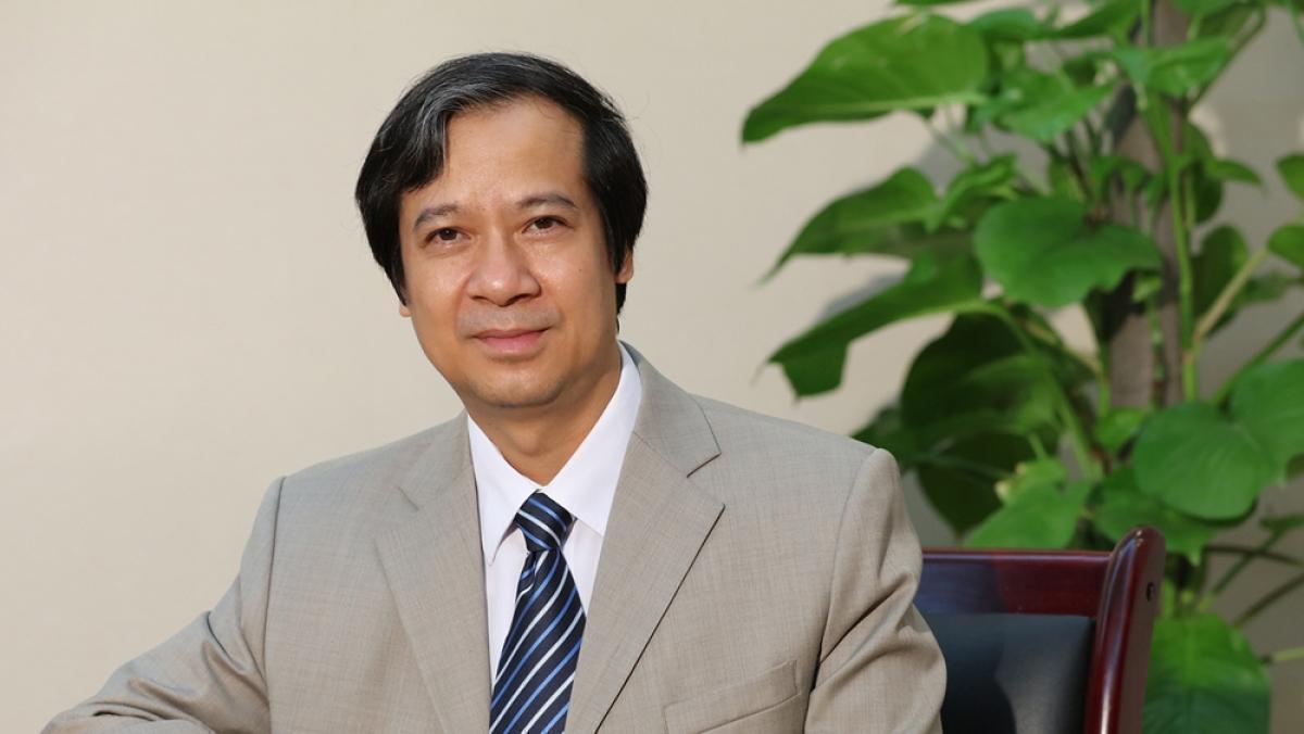 Ba bài toán cho Bộ trưởng Nguyễn Kim Sơn-1