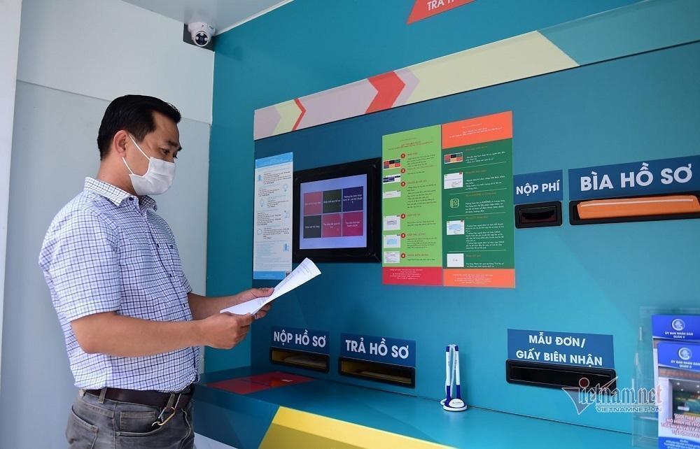ATM hành chính, bước tiến dài trong cải tổ bộ máy nhà nước-1