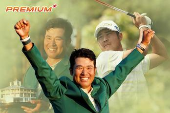 Hideki Matsuyama, chiến thắng đỉnh cao của golf Nhật Bản