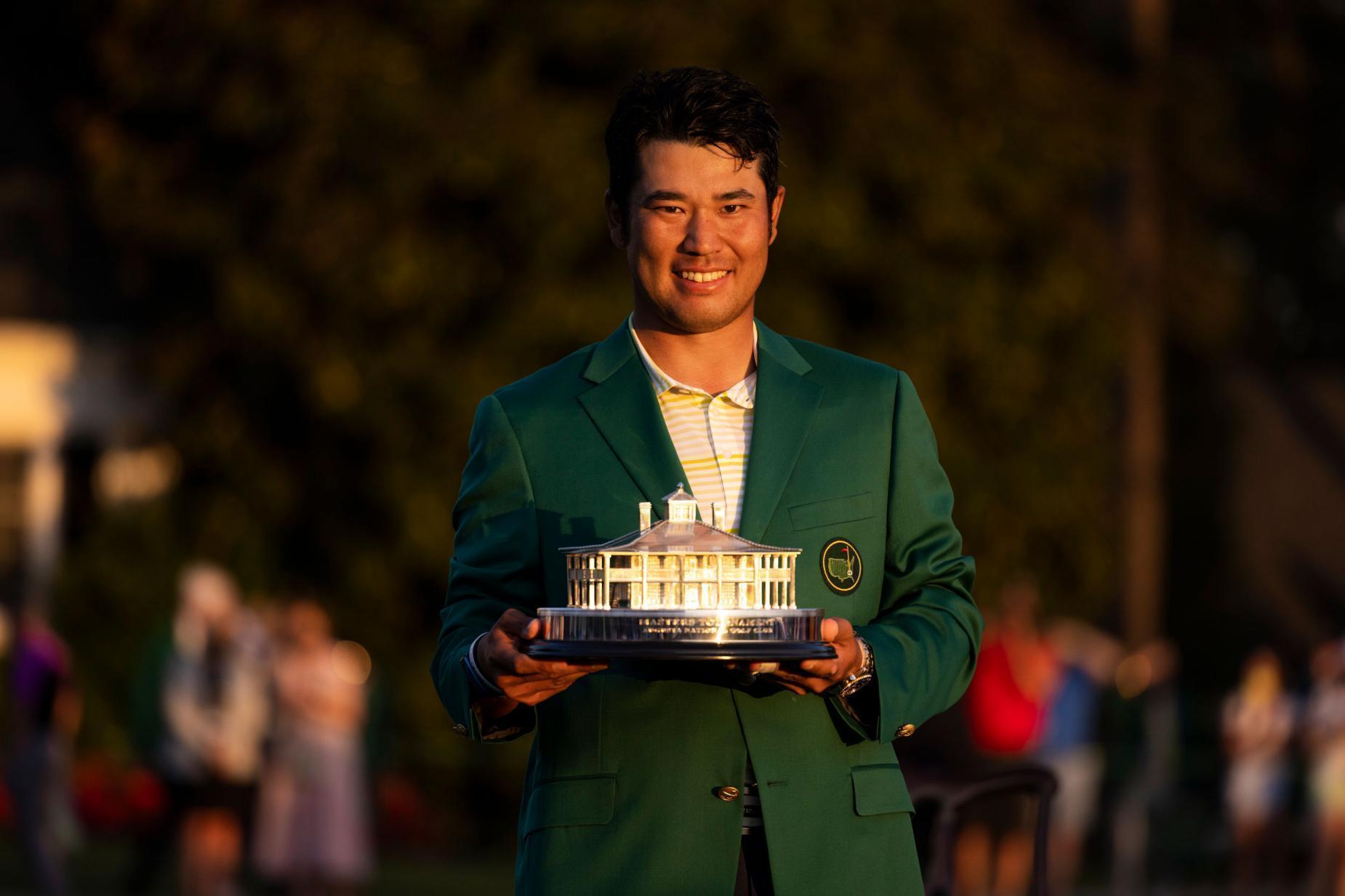 Hideki Matsuyama, chiến thắng đỉnh cao của golf Nhật Bản-1