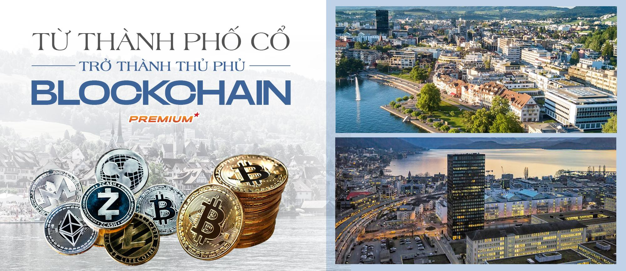 Từ thành phố cổ trở thành thủ phủ blockchain
