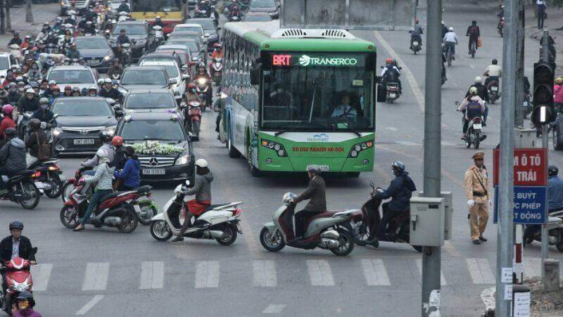 Bài học buýt nhanh BRT-1
