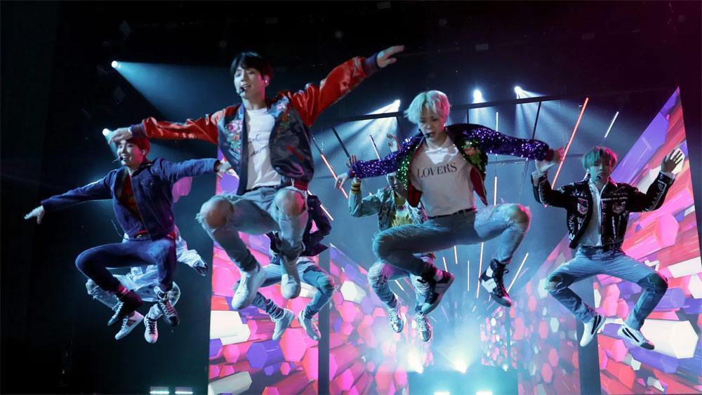 K-pop, vũ khí đưa kinh tế Hàn Quốc vươn tới đỉnh cao-1