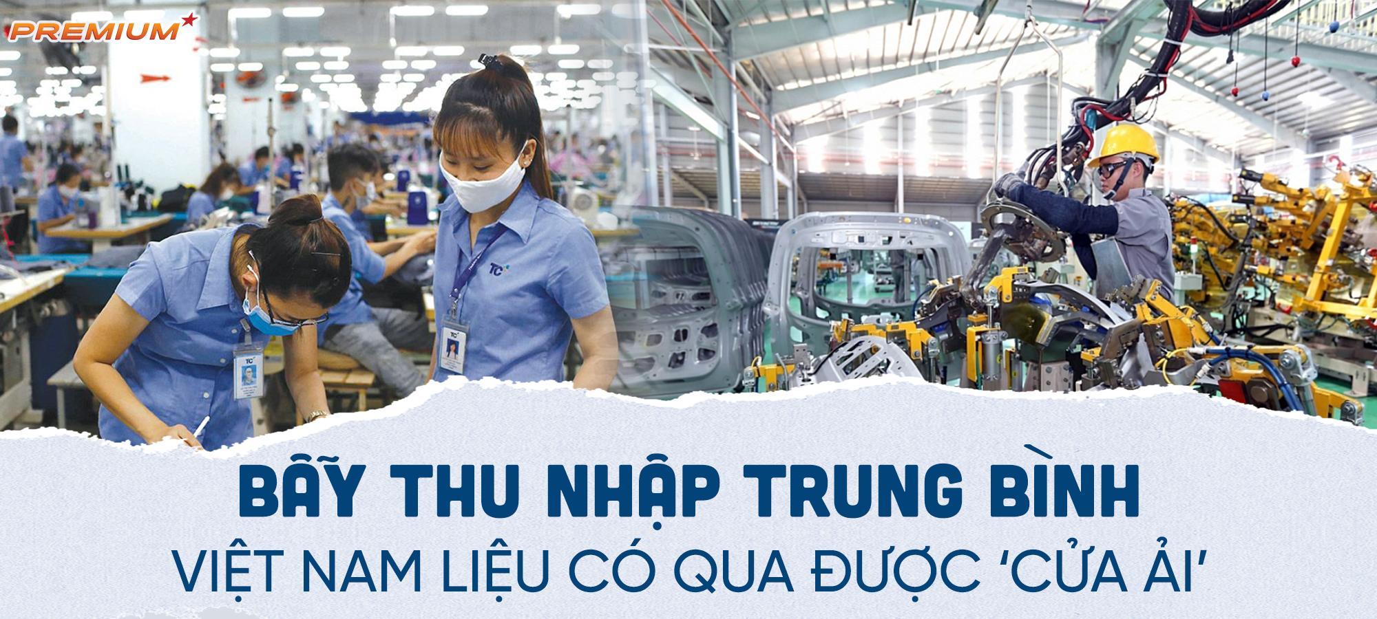 Bẫy thu nhập trung bình, Việt Nam liệu có qua được 'cửa ải'