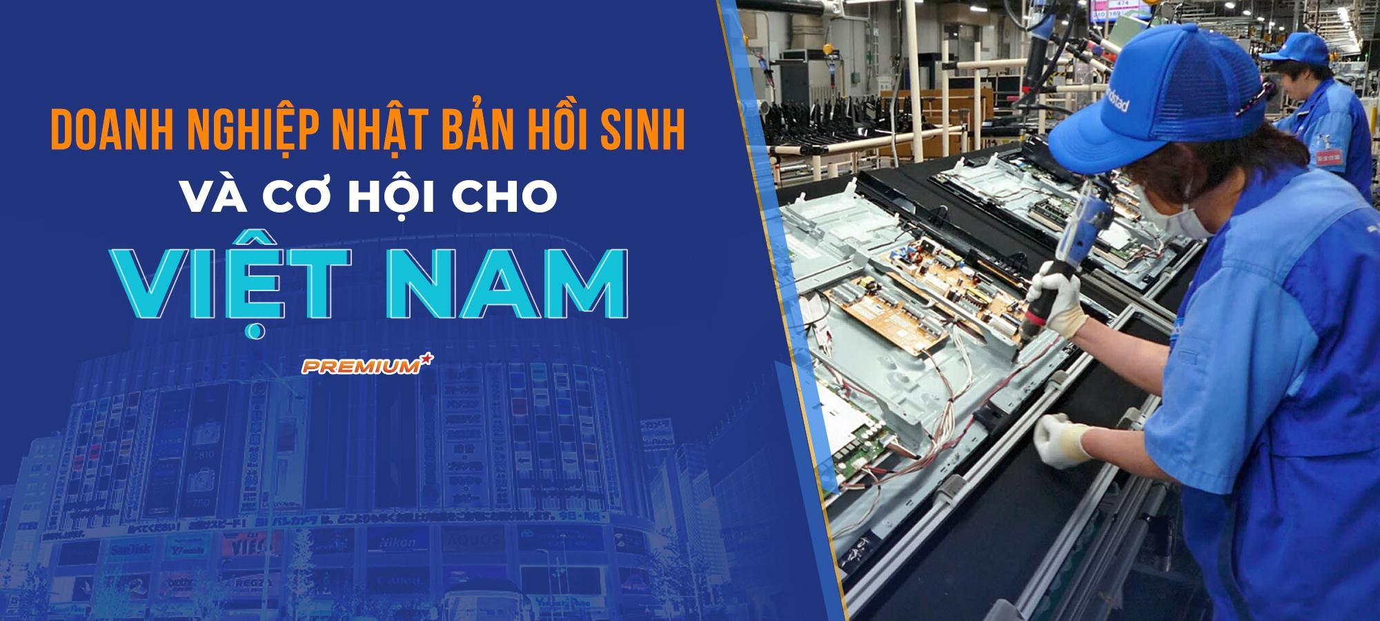 Công nghệ Nhật Bản hồi sinh và cơ hội cho Việt Nam