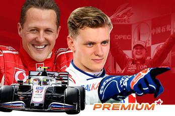 Con trai Schumacher nối nghiệp cha ở F1