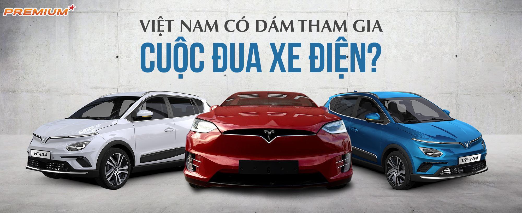 Việt Nam có dám tham gia cuộc đua xe điện?