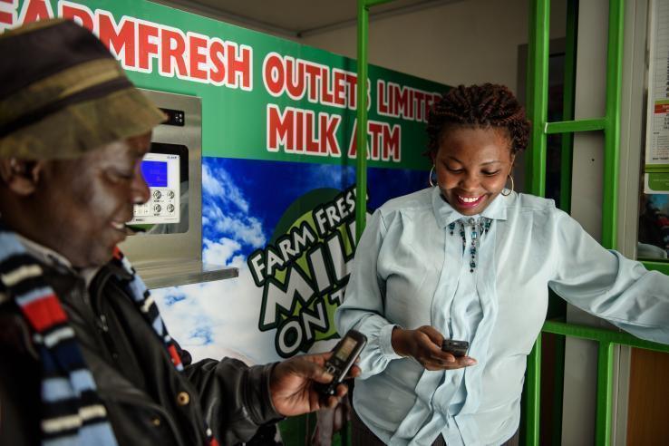 Châu Phi thoát nghèo nhờ Mobile Money-3
