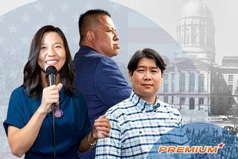 Sức mạnh chính trị của người gốc Á ở Mỹ