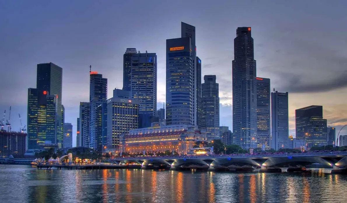 Singapore từ đói nghèo đến thịnh vượng-1