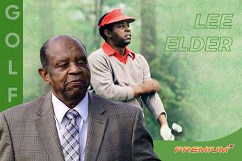Lee Elder thay đổi nước Mỹ và thế giới với chiếc gậy golf