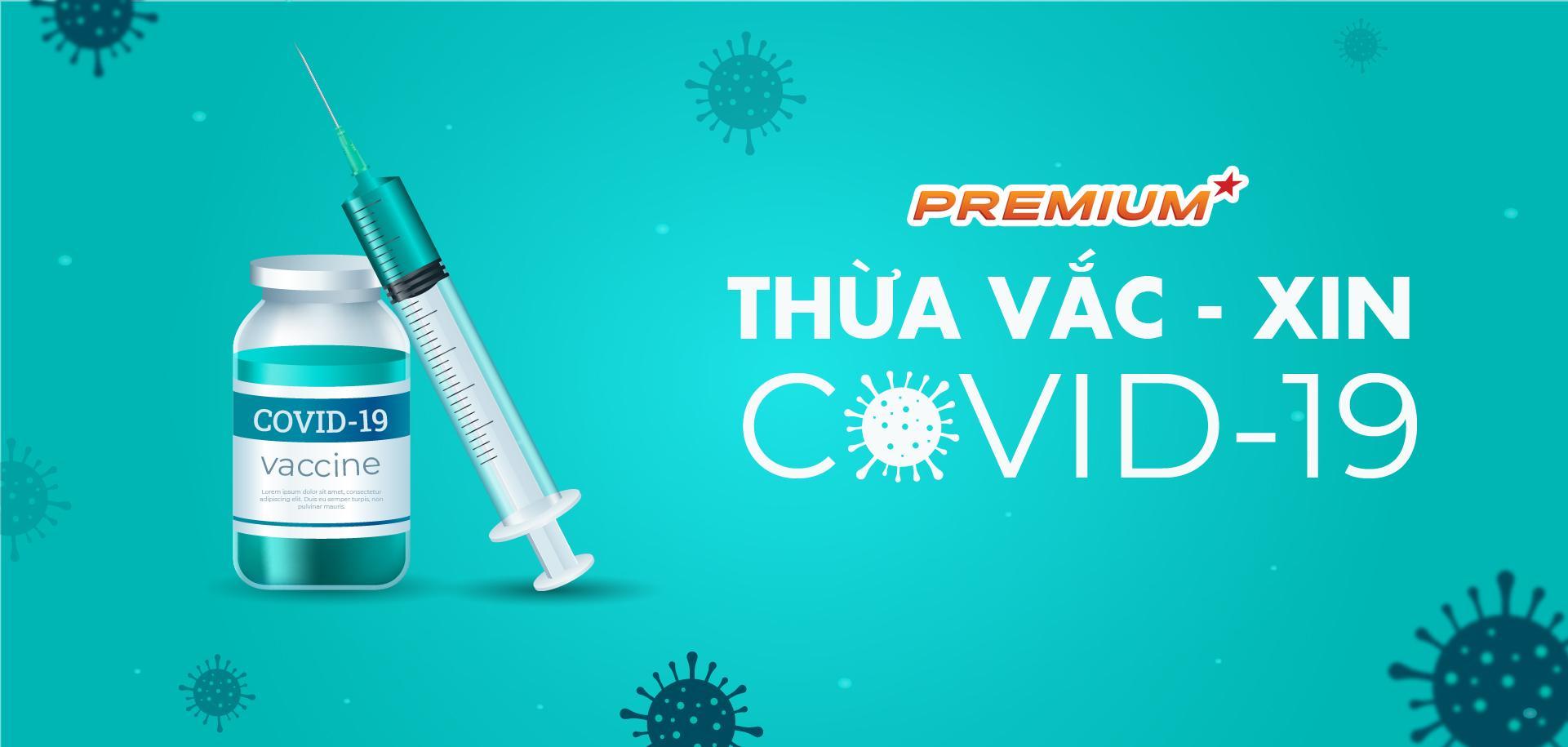 Thừa vắc-xin Covid-19