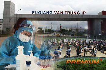 Bài học vượt dịch trong các khu công nghiệp Bắc Giang
