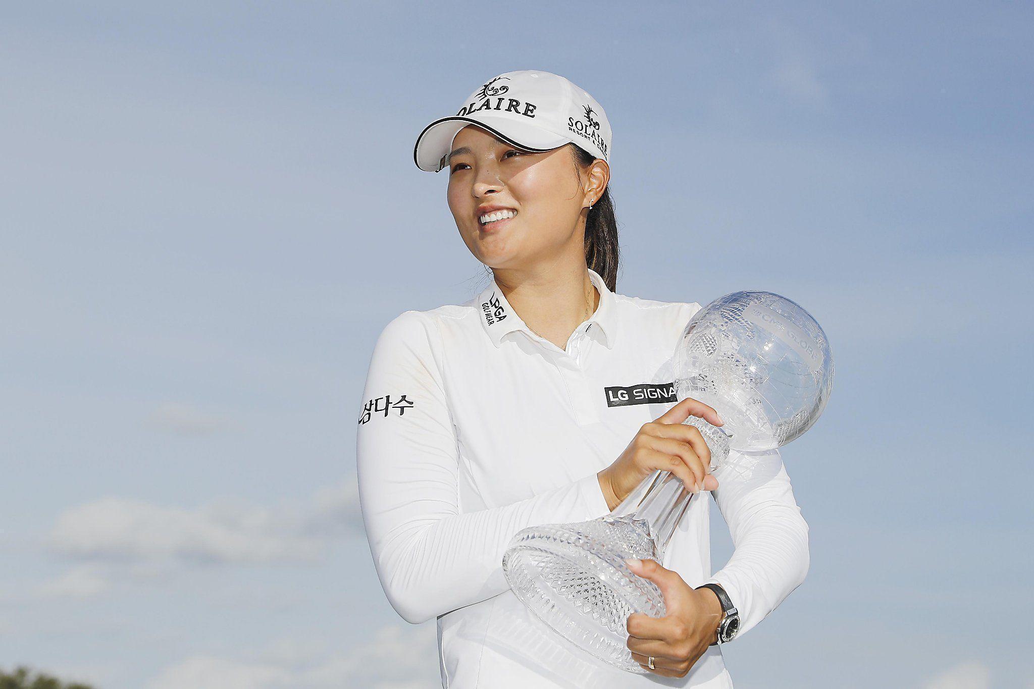 Bóng hồng châu Á thống trị golf thế giới: Gieo mộng lớn cho golf Việt-1