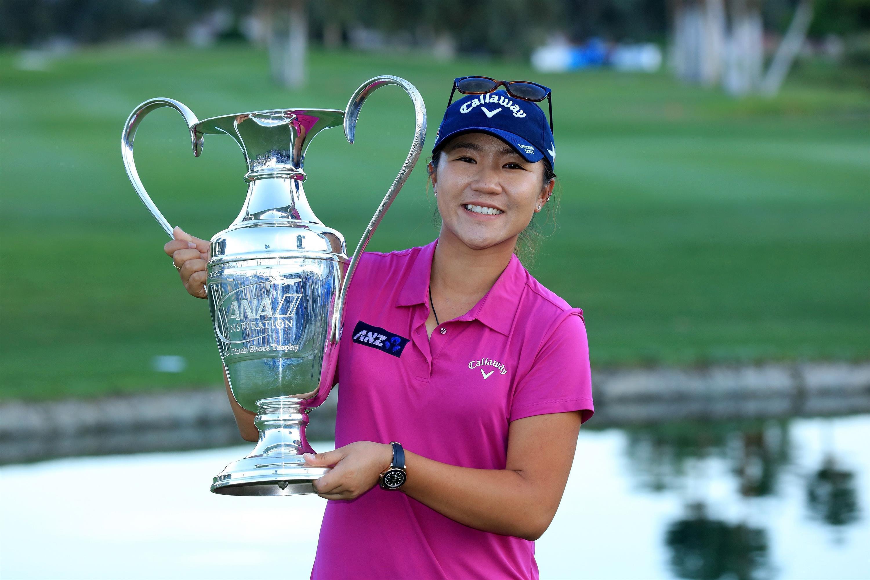 Bóng hồng châu Á thống trị golf thế giới: Gieo mộng lớn cho golf Việt-2