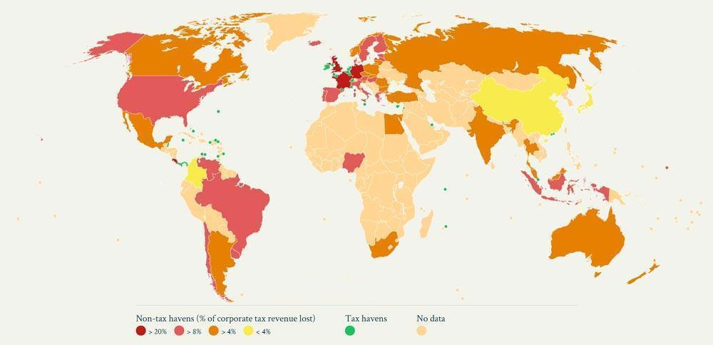 Thiên đường thuế, nỗi ám ảnh của các chính phủ-3