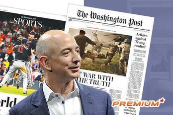 Ông chủ Amazon và ba bài học cho báo chí