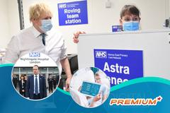 Vương quốc Anh chống Covid thành công nhờ số hóa dịch vụ y tế