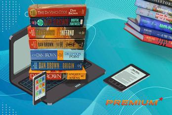 Những cuốn sách triệu bản nhờ công nghệ số