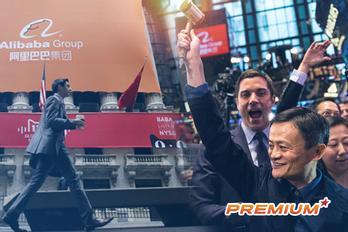 Hành trình xây dựng đế chế Alibaba từ hai bàn tay trắng của Jack Ma