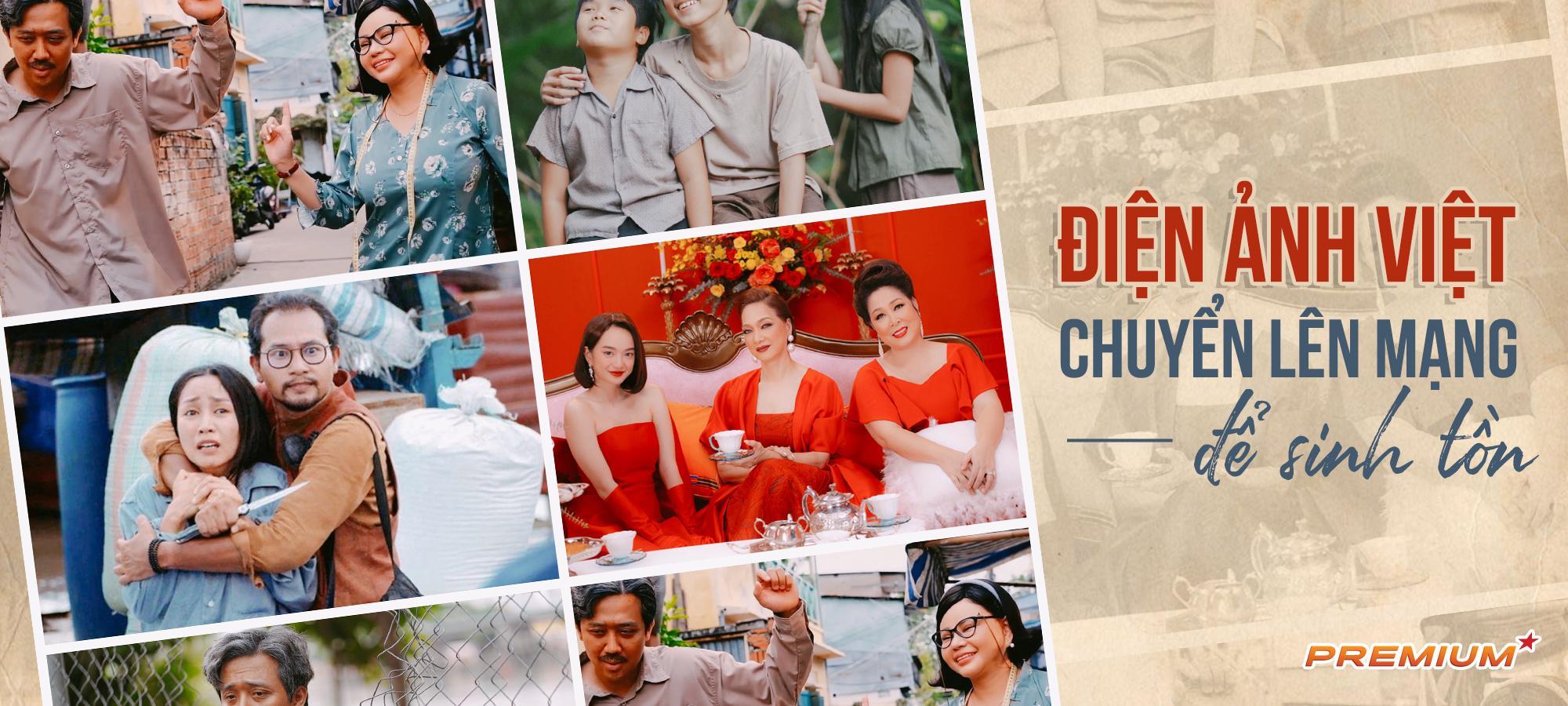 Điện ảnh Việt chuyển lên mạng để sinh tồn