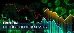 Chứng khoán ngày 21/7: Sống trong lo sợ khi thị trường chờ đáy mới