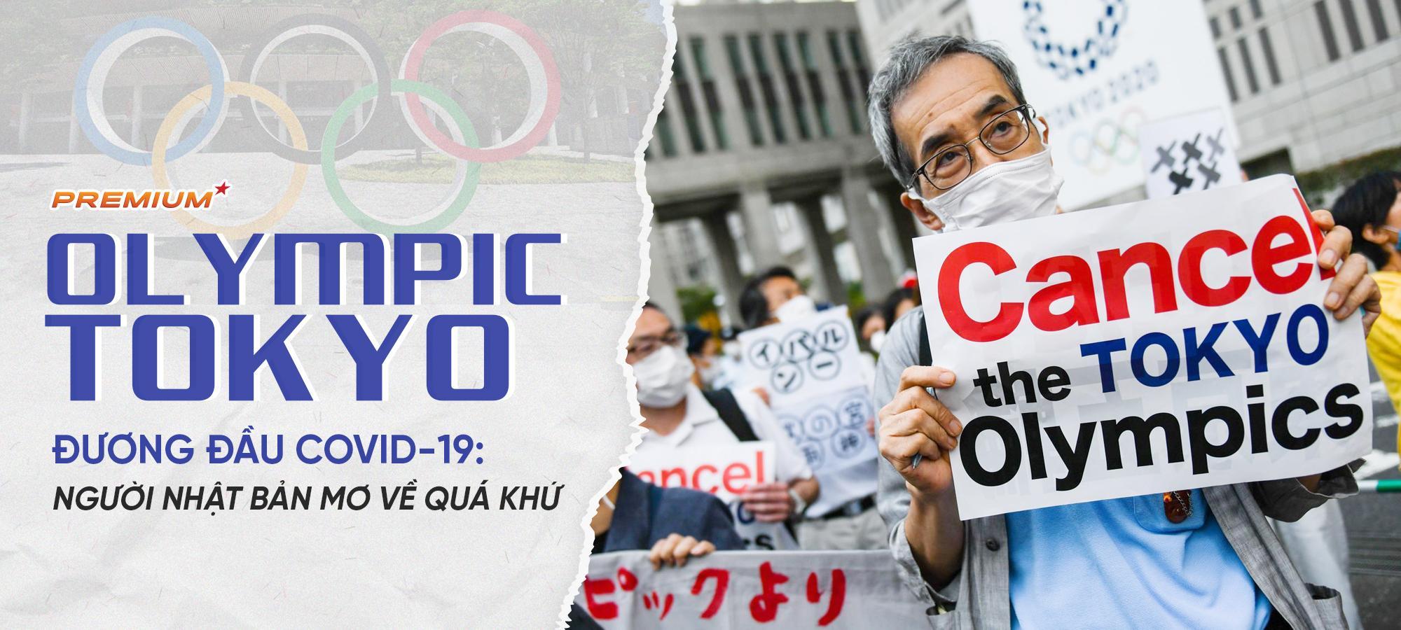 Olympic Tokyo đương đầu Covid-19; Người Nhật Bản mơ về quá khứ