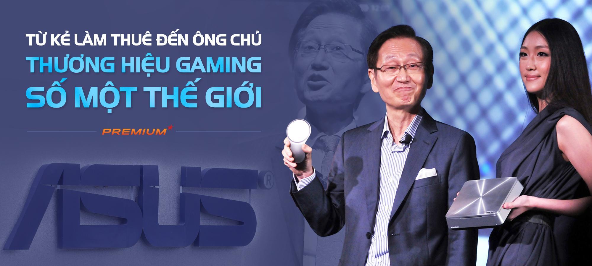 Từ kẻ làm thuê đến ông chủ thương hiệu gaming số một thế giới