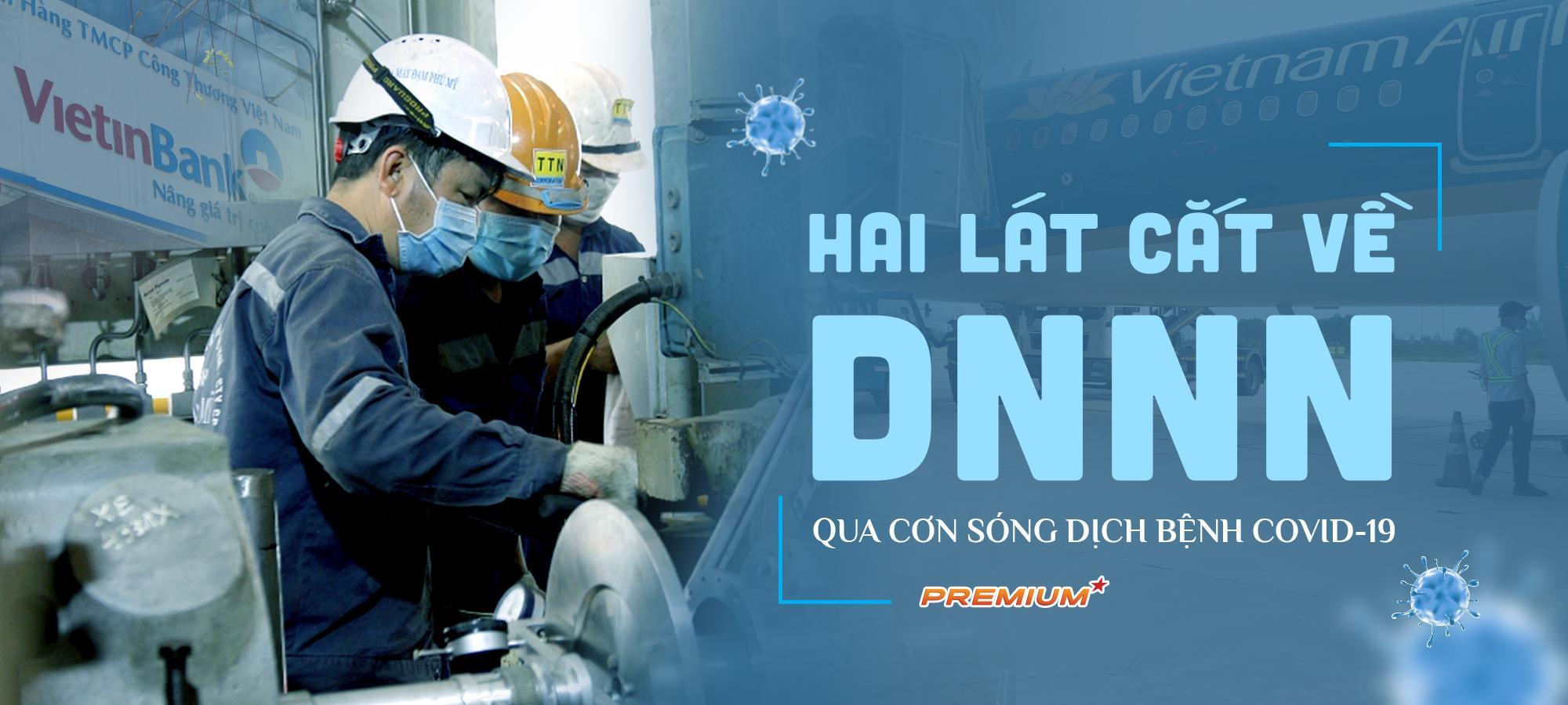 Hai lát cắt về DNNN qua cơn sóng dịch bệnh Covid-19