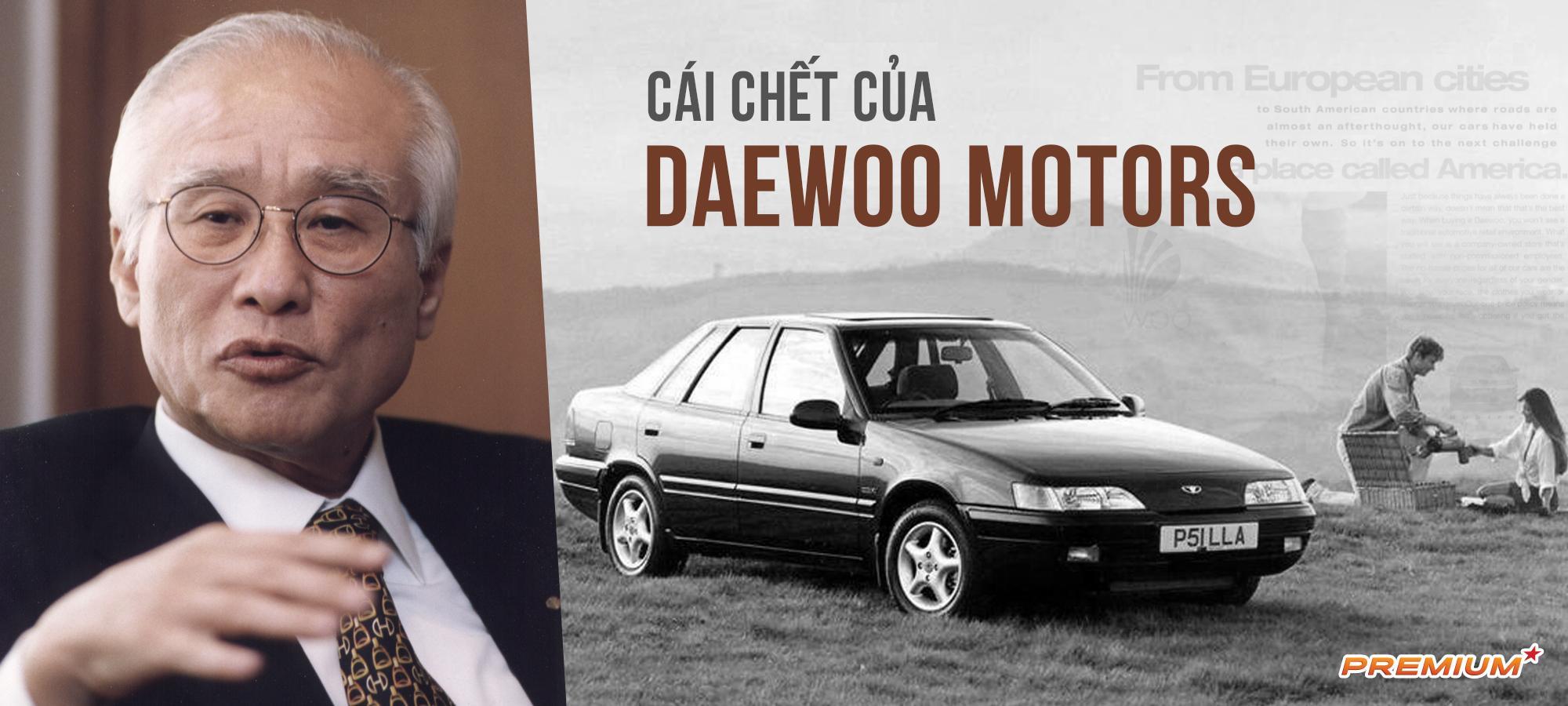 Cái chết của Daewoo Motor