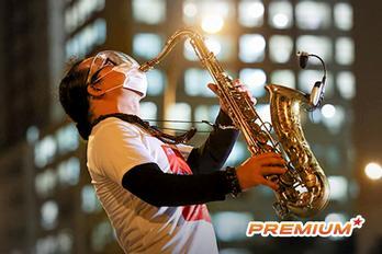 Âm nhạc xoa dịu nỗi đau đại dịch