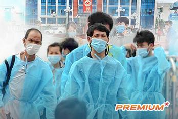 Đưa người từ vùng dịch về quê nhìn từ thực tế ở Bắc Giang