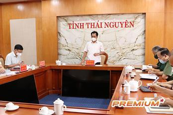 Thái Nguyên tận dụng thời gian vàng chống dịch khi chưa có dịch