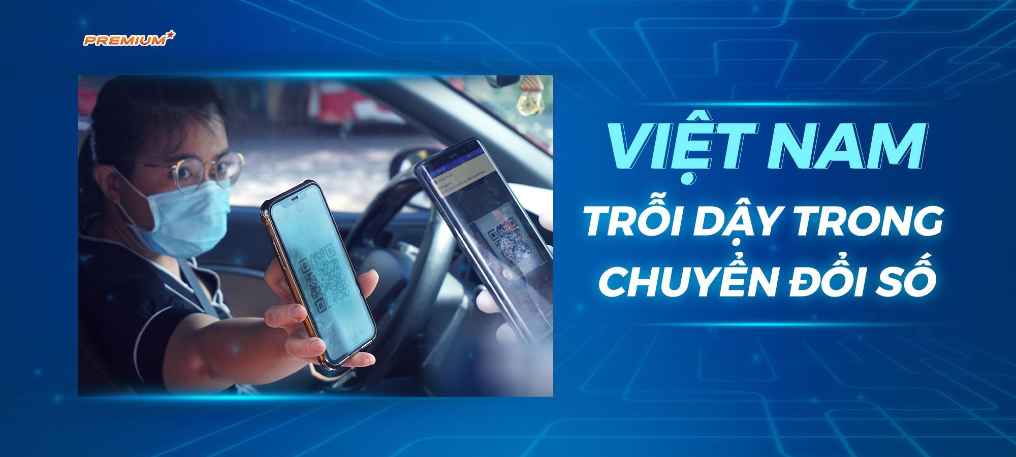 Việt Nam trỗi dậy trong chuyển đổi số