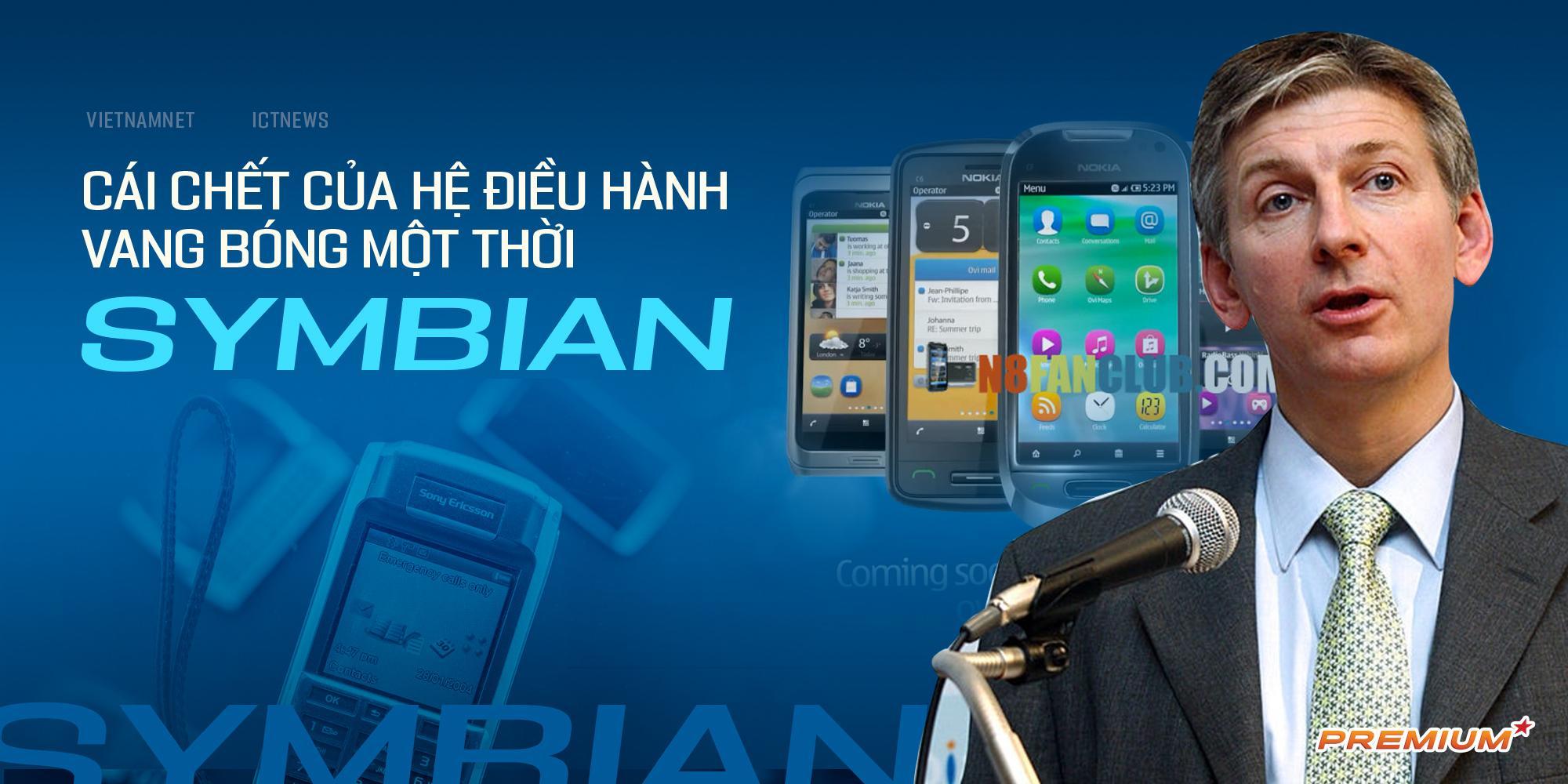 Cái chết của hệ điều hành vang bóng một thời Symbian