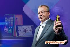 Sự sụp đổ của tượng đài điện thoại di động Nokia