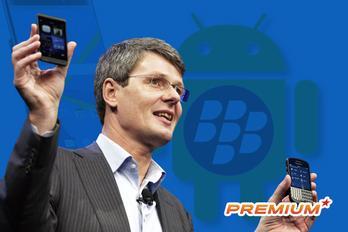 Sự biến mất của chiếc điện thoại BlackBerry OS