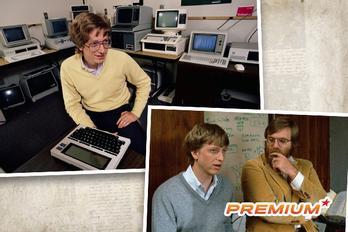 Microsoft trở thành gã khổng lồ phần mềm nhờ IBM