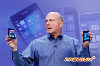Gã khổng lồ Microsoft gặp khủng hoảng ở thời smartphone